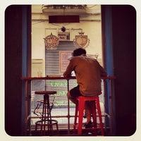 7/7/2013 tarihinde CONDEziyaretçi tarafından El Último Mono Juice & Coffee'de çekilen fotoğraf