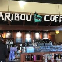 Photo taken at Caribou Coffee by PF A. on 1/1/2017