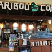 Photo taken at Caribou Coffee by PF A. on 3/19/2017