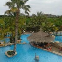 Photo taken at La Marina Camping & Resort by Jose Francisco C. on 5/11/2013
