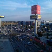 Photo taken at Avion Shopping Park by Ladislav V. on 9/16/2012