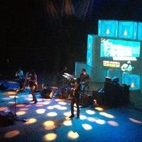 Photo taken at Teatro Funarte Plínio Marcos by João P. on 11/6/2012