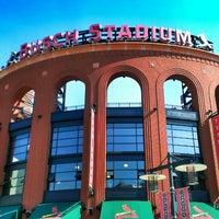 Photo taken at Busch Stadium by Bruce D. on 8/31/2013