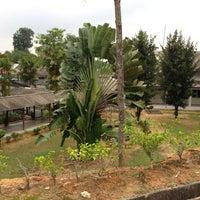 Photo taken at Kem Bina Negara Meru by Mukhlis R. on 10/22/2014