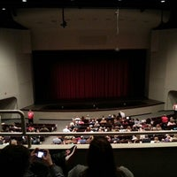 Photo taken at Civic Hall Performing Arts Center by Megan C. on 2/24/2013