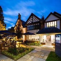 Photo taken at The Inn Woodhall Spa by Phil B. on 10/7/2014