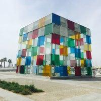 8/26/2017にAlex G.がCentre Pompidou Málagaで撮った写真