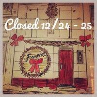 Photo taken at Franco's Lounge Restaurant & Music Club by Franco's Lounge Restaurant & M. on 12/24/2013