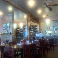 Photo taken at Mandina's Restaurant by Johana C. on 10/10/2013