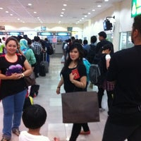Photo taken at Arrival Hall by MamingNisa D. on 3/17/2013