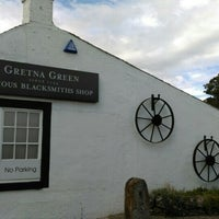 Photo taken at Gretna Green by Julian Y. on 9/1/2015