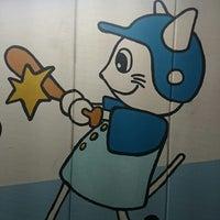 Photo taken at 秋田市公営駐車場 by aqua on 7/2/2014