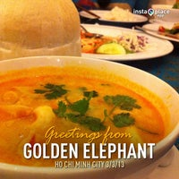 Photo taken at Con Voi Vàng (Golden Elephant) by Ralphie L. on 3/3/2013