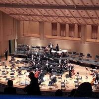 Photo taken at Arlene Schnitzer Concert Hall by Tim M. on 1/13/2013