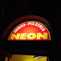 Photo taken at Imbiss Neon by Marko K. on 6/28/2014