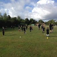 Photo taken at Pembury Recreation Ground by Ben J. on 9/7/2013