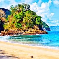 Photo taken at Teluk Hijau (Green Bay) by Misoo__ on 7/3/2014