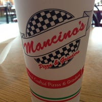 Photo taken at Mancino's Pizza And Grinders by Jennifer D. on 6/24/2013