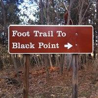 Photo taken at Black Point (Jamestown Island) by BryanJBD on 12/2/2013