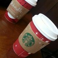 Photo taken at Starbucks by Manuel S. on 12/16/2012