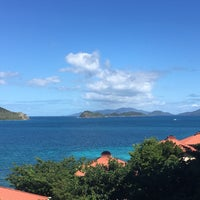 Photo taken at Point Pleasant Resort St. Thomas, VI by Christopher B. on 1/12/2016