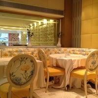 Photo taken at Airotel Stratos Vassilikos Hotel by Eva N. on 1/1/2014