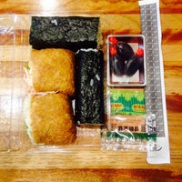 Photo taken at Sushi Hub by Kristýna B. on 4/28/2015