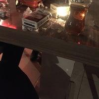 Photo taken at Marpuç Cafe by Selin Y. on 3/1/2016