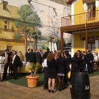 Photo taken at Restaurante La Porta by Javier C. on 2/16/2013