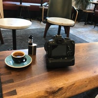 Photo taken at Think Coffee by Iurii F. on 11/3/2017