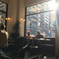 Photo taken at Think Coffee by Iurii F. on 10/23/2017
