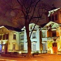 Photo taken at Villa Margaretha Hotel Tartu by Greta D. on 12/12/2014
