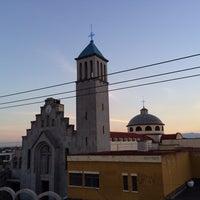 Photo taken at Parroquia de Nuestra Señora de Lourdes by Ricardo A. on 1/18/2014