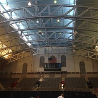 Photo taken at The Palestra by Chris B. on 4/27/2013