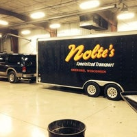 Photo taken at Nolte's Auto Service & 24Hour Towing by Chuck A. on 2/16/2016