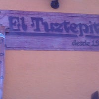 Photo taken at Tuztepito by Daniel B. on 1/25/2014