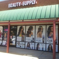 Photo taken at Rejoy Beauty Supply by Michelle C. on 4/5/2014