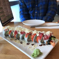 Photo taken at Umai Sushi by Brittany R. on 11/18/2017