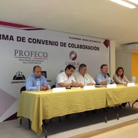 Photo taken at Consejo Coordinador Empresarial by Juan M. on 9/14/2015