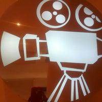 Photo taken at Cinemark by Mirella R. on 3/7/2015