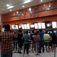 Photo taken at Cinemark by Mirella R. on 1/5/2015