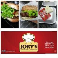 Photo taken at JORY'S Restaurante e Lanchonete by Jory G. on 1/20/2014