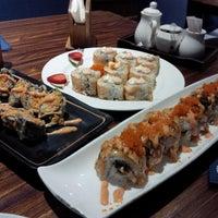Photo taken at Kiyadon Sushi by Laurentia on 7/4/2015