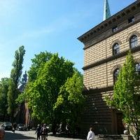Photo taken at Latvijas Republikas Saeima  |  Saeima of the Republic of Latvia by Arturs P. on 5/16/2014