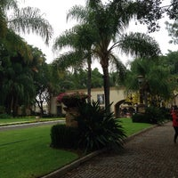 Photo taken at Hacienda La Providencia by Ricardo V. on 6/7/2014