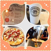 Photo taken at Pieology Pizzeria by Joy D. on 7/13/2015