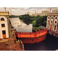 Photo taken at Шлюз № 9 канала имени Москвы by Pavel (shelphur) S. on 7/28/2013