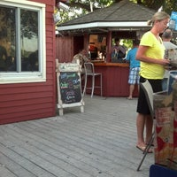 Photo taken at Zorbaz on Green Lake by Danielle M. on 7/4/2013