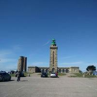 Photo taken at Phare du Cap Fréhel by Adrià A. on 4/30/2016