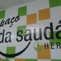 Photo taken at EVS - Espaço Vida Saudável Herbalife by Manu P. on 12/27/2013